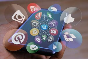 social media, social, display